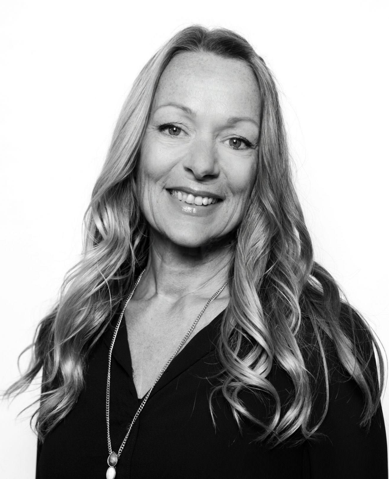 Define frisør Lise Holm-Glad