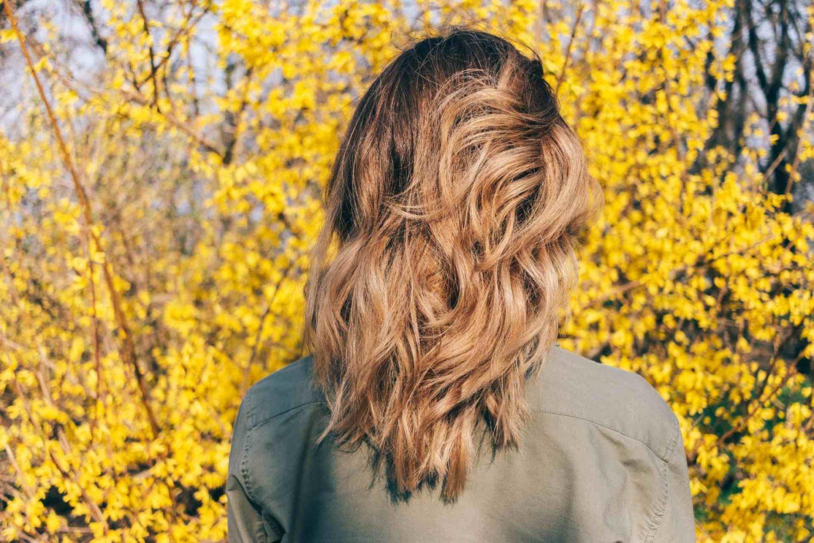 Tykkere hår. Foto