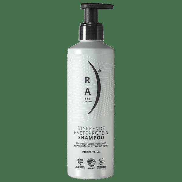 RÅ fra Define styrkende Hveteprotein shampoo