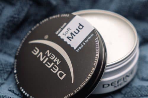 stylingprodukt: soft mud