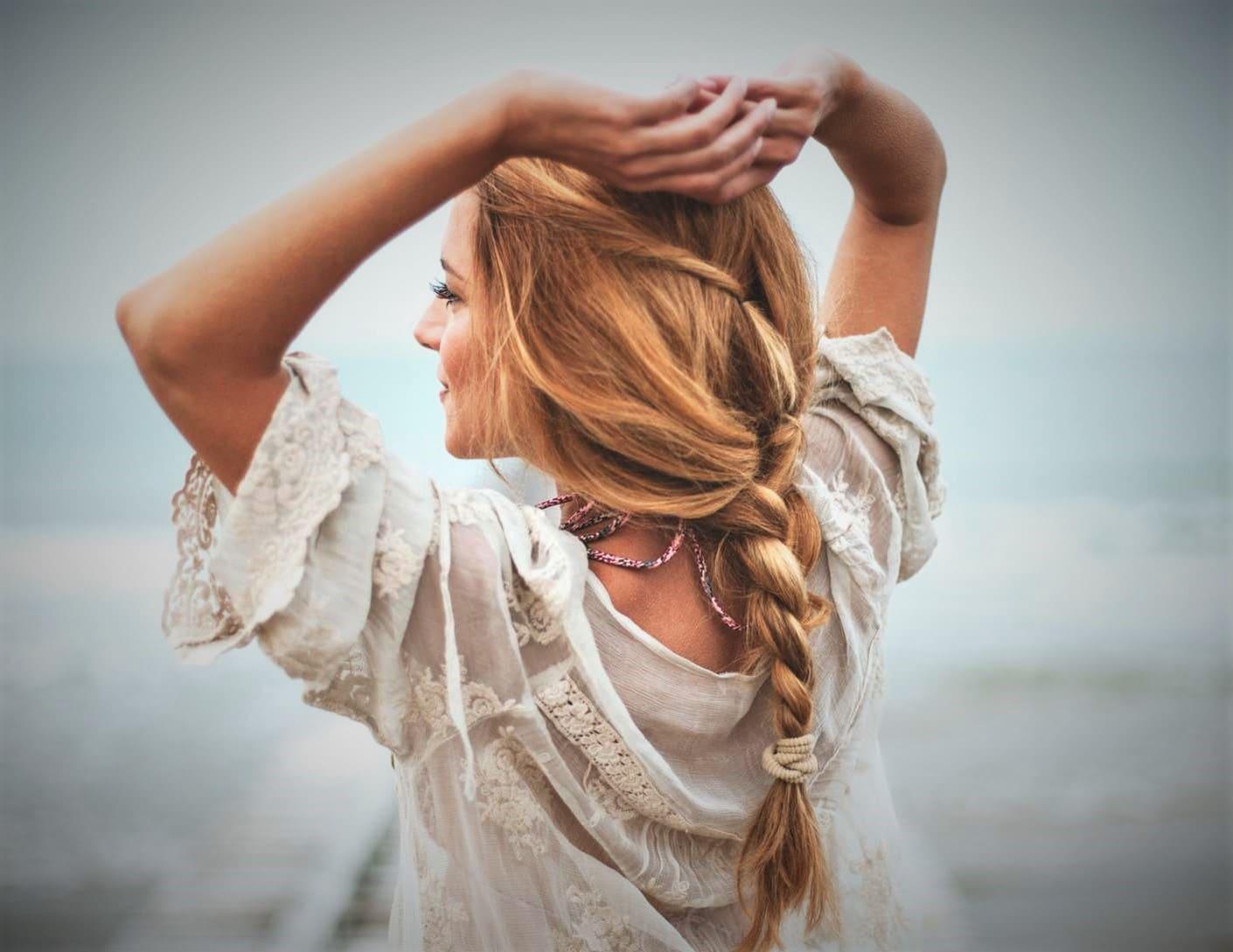 fint hår tips