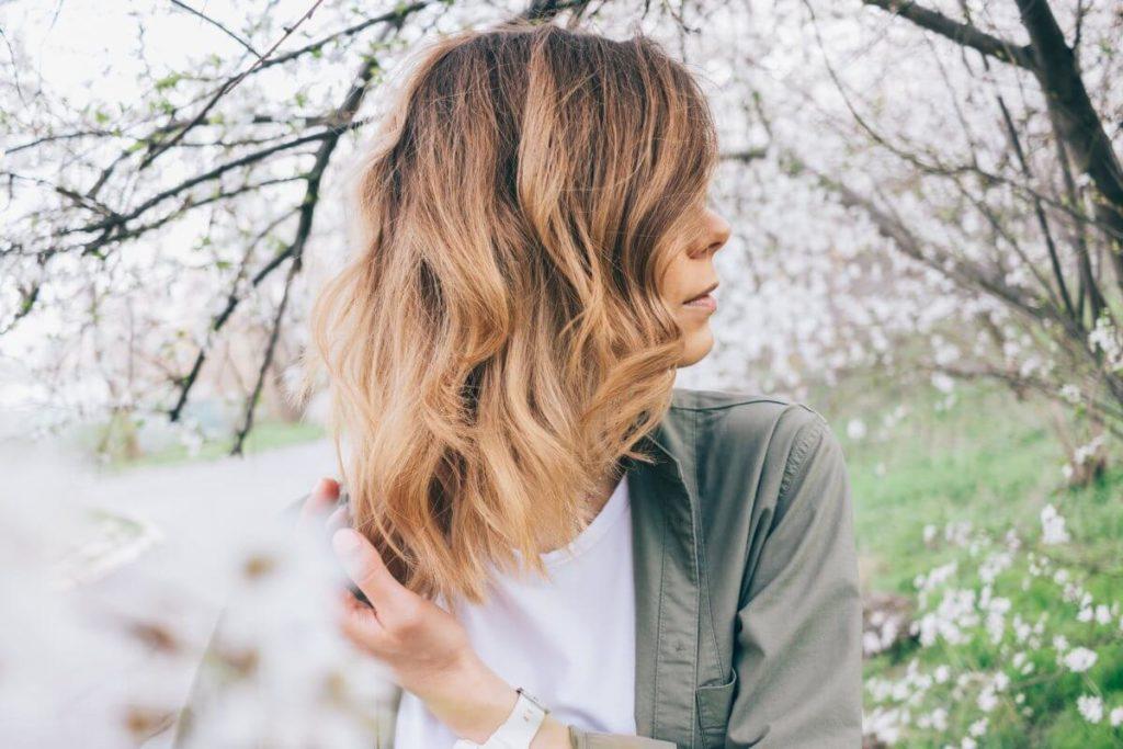 Fyldigere hår. Foto
