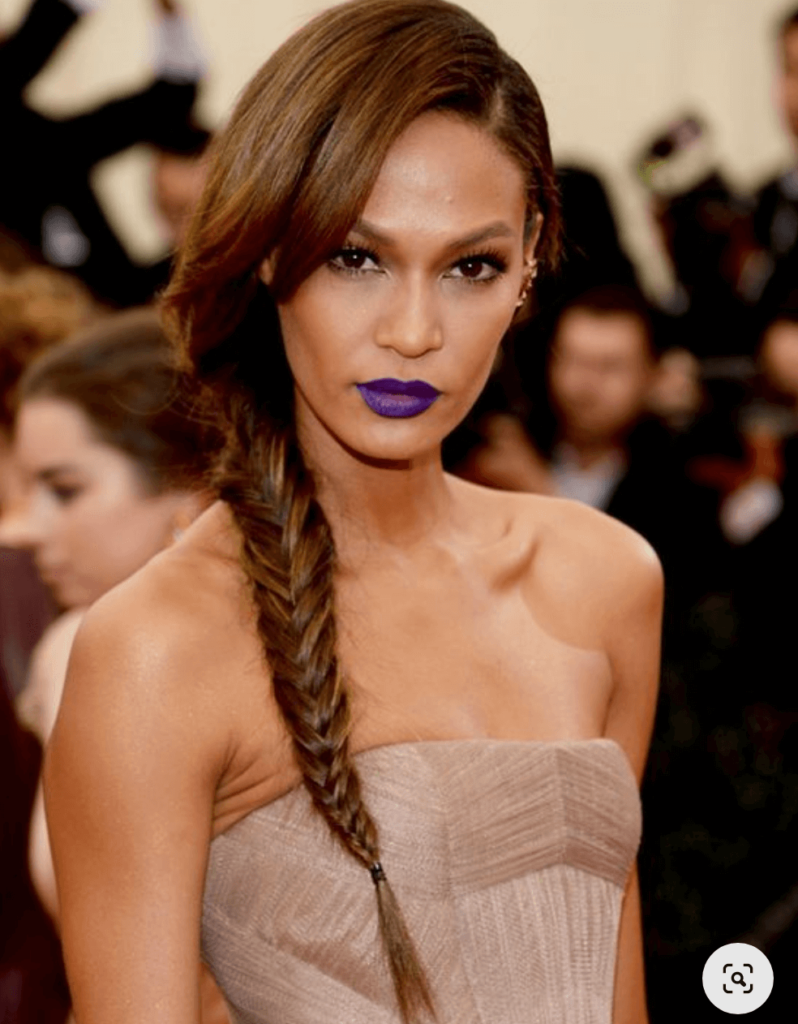 sideflette Joan Smalls