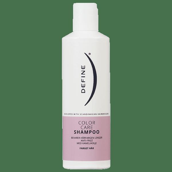 Define Color Care Shampoo. Foto