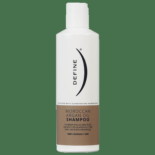 Define Moroccan Argan Oil Shampoo. Foto
